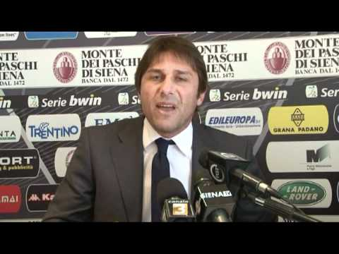 Antonio Conte sfogo www.oksiena.it