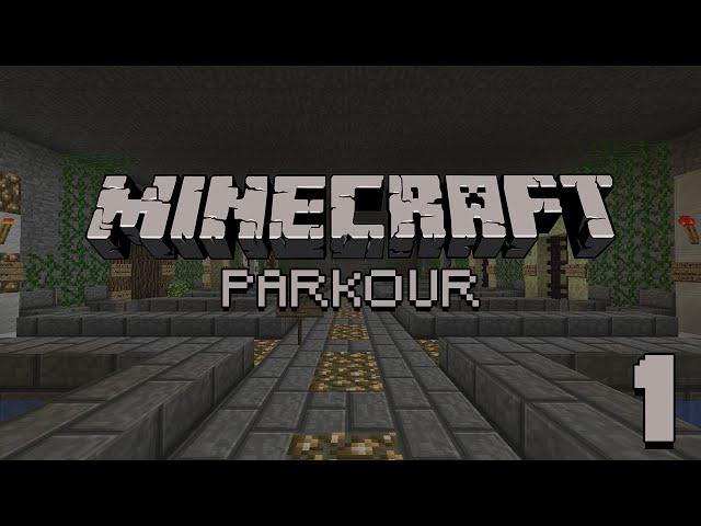 [MINECRAFT] Iron Parkour - 1/2