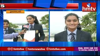 Keerthana and Srinidhi Face To Face Over Inline Hockey Game   hmtv