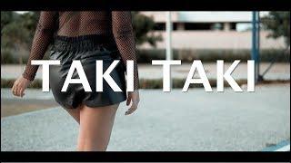 Diana K Taki Taki Dance Audio Dj Snake Ft Selena Gomez Ozuna Cardi B