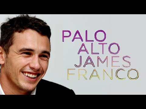 James Franco Interview - UK EXCLUSIVE- Palo Alto Stories