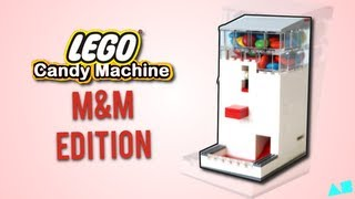 Lego Candy Machine (M&M Edition)