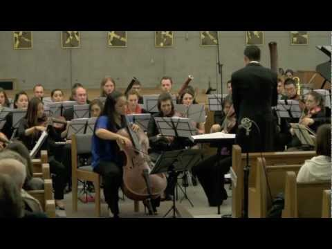Kevin Lau - Foundation for cello and orchestra (Part I - Light)