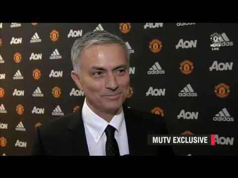 Jose Mourinho Gives First Interview As Manchester United Manager