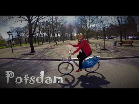 POTSDAM ON BIKE