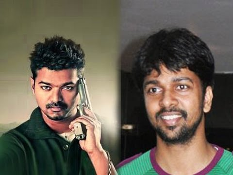 Karky on Thuppaki title issue