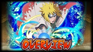 【Naruto Blazing】★6 Minato V2 (Blazing Fest) - Overview