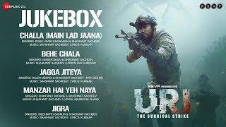 Uri The Surgical Strike Audio Jukebox Vicky Kaushal Yami Gautam Shashwat S Aditya D