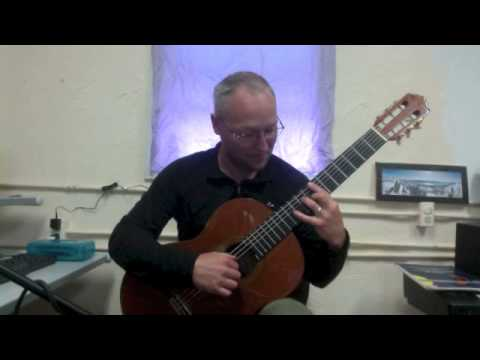 Исаак Альбенис - Op.92/8-Pavana (Capricho)