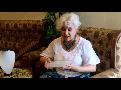 Видео - Голосование по колье Нефрит от Наталья Кузьма.