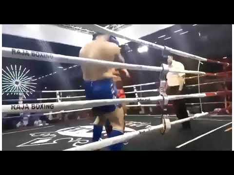 Luan Chileno (Brasil) x Shir Mohammad (Iran) - Final Muay Thai World Champion 2019 WMO