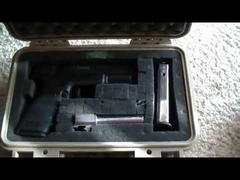Springfield XD 40 DEAL/Review