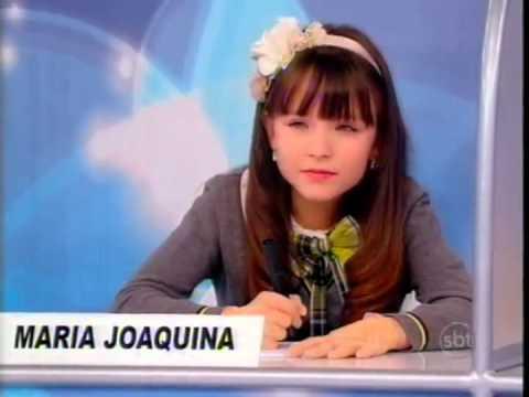 Programa Silvio Santos - Turma de Carrossel no Jogo dos Pontinhos