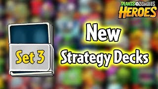 download lagu Plants Vs Zombies Heroes - New Set 3 Strategy gratis
