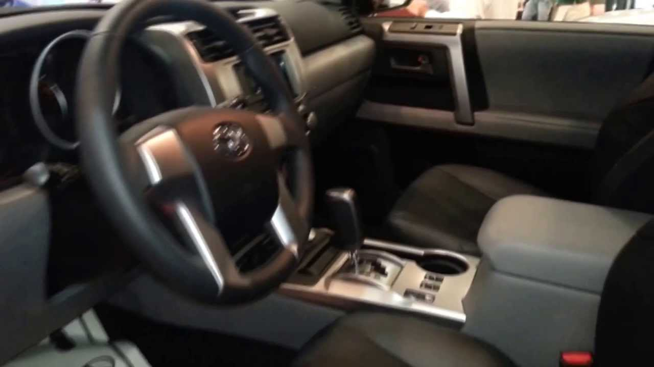 Interior Toyota 4runner 2014 Versi 243 N Para Colombia Full Hd
