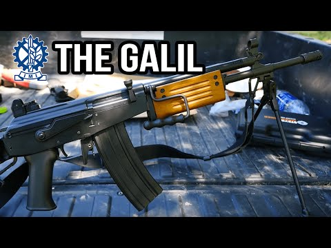 The Galil Rifle: Israel's Greatest Small Arm