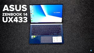 [HINDI] ASUS ZenBook 14 UX433FN REVIEW and UNBOXING w/ GAMEPLAY & FPS