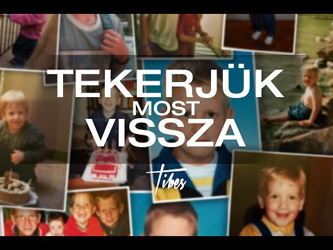 Tibes - Tekerjük most vissza ft. Patrícia (Official Music Video)