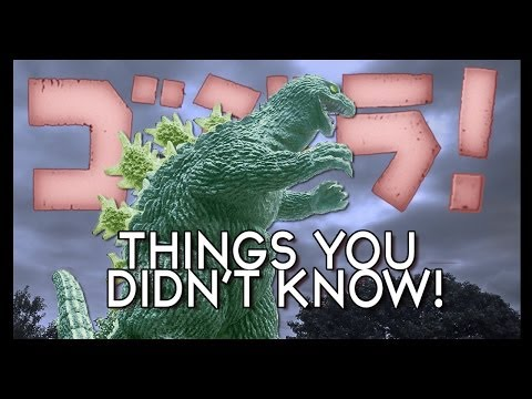 7 Godzilla Facts That Will Make You King Of The Kaiju! video