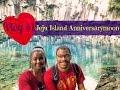 TRAVEL VLOG 1: Jeju Island Anniversarymoon!