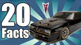 Pontiac Firebird | 20 Facts!