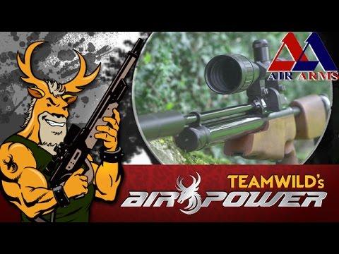Air Rifle Review - Air Arms S410 TDR