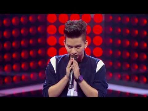 The Voice Thailand - เฟรชชี่ - As Long As You Love Me - 5 Oct 2014