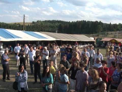 REPORTAZA TV DUGA SAT - Vucija Luka Slava Crkve Sv. Pantelejmon (2012)