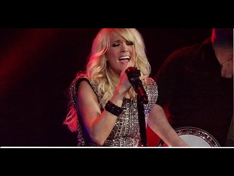 Carrie Underwood - Something in the Water (New Single 2014) Release