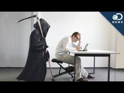 How Chairs Are Killing You