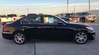 2013 Hyundai Genesis Corpus Christi, Kingsville, Alice, San Antonio, Robstown, TX B740788A