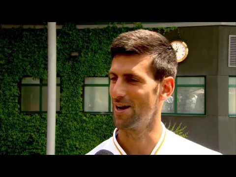 The If series - Novak Djokovic