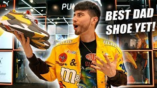 The Best Dad Shoe Yet?! Puma x Transformers RS-X, Unboxing & Review