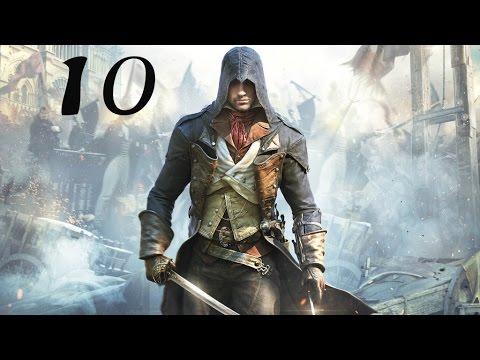 Прохождение Assassin's Creed Unity (Единство) — Часть 10: Предсказанное убийство