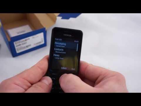 Nokia 206: Odpakowanie i pierwsze wrażenia