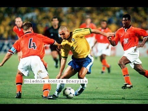 Holandia Kontra Brazylia (cały Mecz) SWOS 96/97