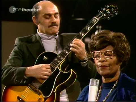 Ella Fitzgerald&Joe Pass - Gee Baby Ain't I Good To You