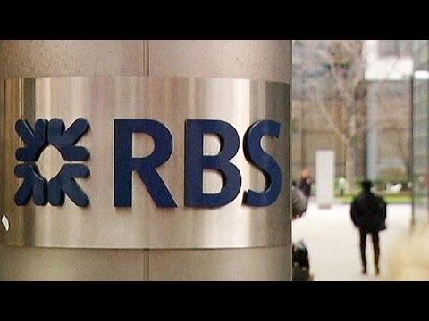 El Royal Bank of Scotland sigue presentando pérdidas aunque las modera - economy