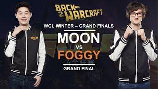 WGL:W Grand Finals 2018 - Grand Final: [N] Moon vs. Foggy [N]