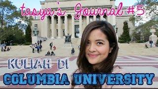 Download Lagu KEGIATAN TASYA KULIAH DI COLUMBIA UNIVERSITY - Tasya's Journal #5 Gratis STAFABAND