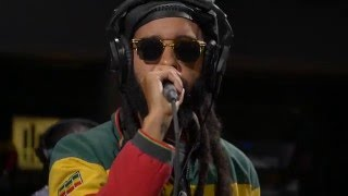 Protoje Who Knows feat Chronixx Live on KEXP