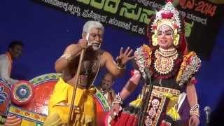 Yakshagana -- Vamsha vahini -  20 - Hasya