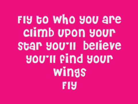 Selena Gomez Fly To Your Heart Lyrics video