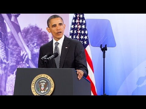 Keynote by President Barack Obama at The Chicago Council's Symposium