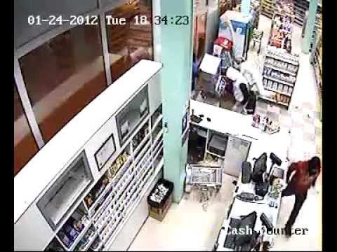 Bahrain: Attack by regime loyalist on Shia businesses just outside BIC Sakhir on 24/01/2012