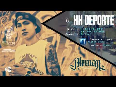 Aleman MxM (D.R) 6.-HH Deporte - Clasick Rap