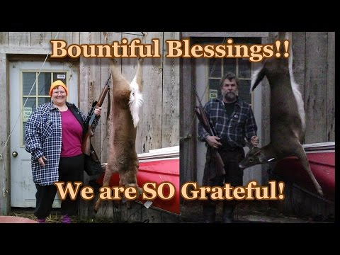 Successful Deer Hunt! video