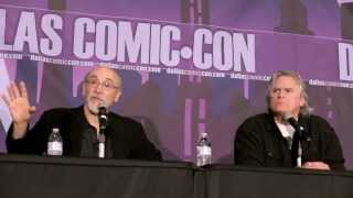 Richard Dean Anderson & Tony Amendola, Dallas Comic-Con 2013