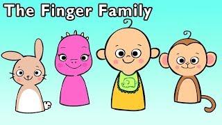 The Finger Family and More | CUTE BABY FINGER SONG | Nursery Rhymes from Mother Goose Club!