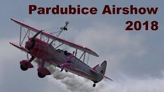 Pardubice Airshow - Aviatická pouť Pardubice, 2018